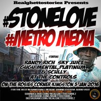 TRIBUTE TO MR BOGLE AKA MR WACKY FT STONE LOVE AND METRO MEDIA 2016