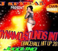 DJ SPYTAL PRESENTS DYNAMQ SOUNDS DANCEHALL HIT UP 2017