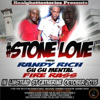 STONE LOVE IN LINSTEAD ST CATHERINE OCTOBER 2015