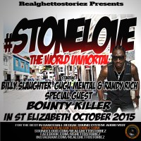 STONE LOVE IN ST ELIZABETH OCTOBER 2015 STARRING BOUNTY KILLER