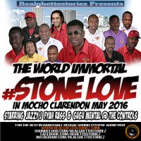 STONE LOVE IN MOCHO CLARENDON MAY 2016