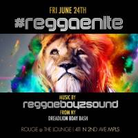 REGGAE BOYZ SOUND AT REGGAE NITE IN MINNEAPOLIS JUNE 2016