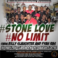 STONE LOVE LS NO LIMIT IN MAY PEN CLARENDON 1ST AUGUST 2016