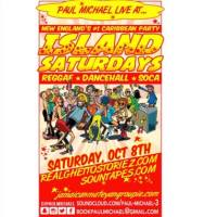 PAUL MICHAEL AT ISLAND SATURDAY'S 8TH OCTOBER 2016