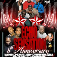 ECHO SENSATION 8TH ANNIVERSARY PROMO MIX