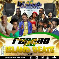 DJ MILTON PRESENTS REGGAE ISLAND BEATS  VOL1