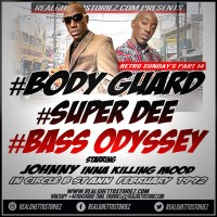 RETRO SUNDAY'S PART 14-BODY GUARD VS SUPER DEE VS BASS ODYSSEY IN CIRCLE B ST ANN FEB 1992