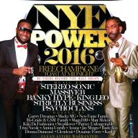 STRICTLY BUSINESS PRESENTS NYE POWER 2016 PROMO MIX