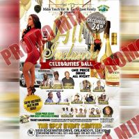 ALL INCLUSIVE CELEBRTIES BALL PROMO MIX BY GOLD STAR SOUND