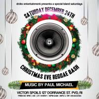 PAUL MICHAEL AT ISLAND SATURDAY'S 24TH DECEMBER 2016
