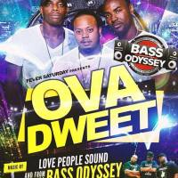 LOVE PEOPLE AND  BASS ODYESSY AT PHOENIX LOUNGE. VA BEACH JAN 17