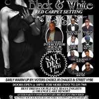 BLACK ROZE AT BLACK AND WHITE AFFAIR DEC 17TH 2016