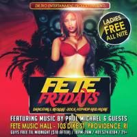 PAUL MICHAEL AT FETE FRIDAYS AT FETE MUSIC HALL 3RD FEB 2017