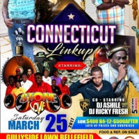 STONE LOVE  DJ ASHILE AND RICKY FRESH AT CONNECTICUT LINK UP