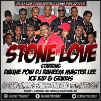 STONE LOVE AT CHEAP MONDAY'S 13TH MARCH 2017