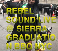 DJ INSANEO FROM REBEL SOUND AT SIERRA GRADUATION PARTY BBQ