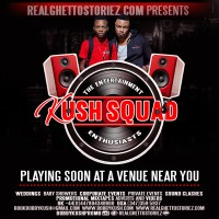 KUSH SQUAD AT UNRULY HOUSE PARTY 6TH SEPTEMBER 2017