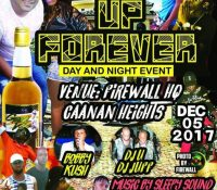 UP FOREVER DAY AND NIGHT EVENT