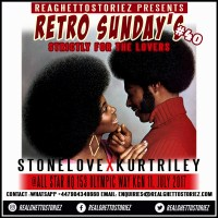 RETRO SUNDAYS 40 – STONE LOVE X KURT RILEY AT ALL STAR THURSDAYS JULY 2017