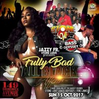 FIRE LINKS AT JAZZY J FULLY BAD ALL BLACK AFFAIR 15TH OCTOBER 2017