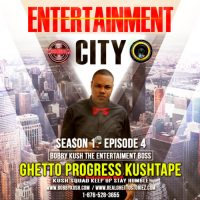 BOBBY KUSH PRESENTS THE GHETTO PROGRESS KUSHTAPE 2018 EPS 4