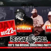 AFRIKAN VYBZ AND JAH-LIFE AT REGGAE GRILL CHRISTMAS PARTY 22ND DEC 2017