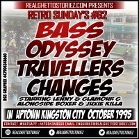 RETRO SUNDAYS 62 – BASS ODYSSEY X TRAVELLERS X CHANGES OCTOBER 1995