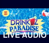 REBEL SOUND AND RENAISSANCE AT DRINKAZ PARADISE IN NEW YORK 1ST JULY 2018