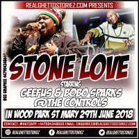 STONE LOVE AT WOOD PARK ST MARY 29TH JUNE 2018