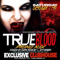 SUPER PUDGIE AND DJ KAREEM PRESENT TRUE BLOOD PROMO MIX 2018