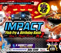 SKY LEVEL MOVEMENTS AT IMPACT SATURDAY 22ND SEPTEMBER 2018