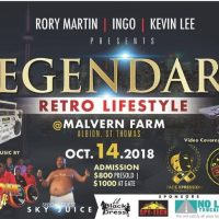 METRO MEDIA AND STONE LOVE AT LEGENDARY RETRO LIFESTYLE 14TH OCTOBER 2018