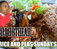 DJ HOTHEAD PRESENTS RICE AND PEAS SUNDAY 20TH JAN 2019