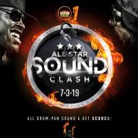 DYNAMIQ VS NOTORIOUS – BOOM ALL STAR SOUND CLASH 7TH MARCH 2019