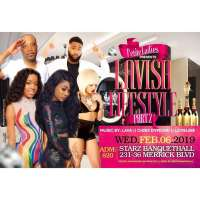 LOVELINE MUZIK LIVE AT LAVISH LIFESTYLES PART2 FEB 6TH 2019