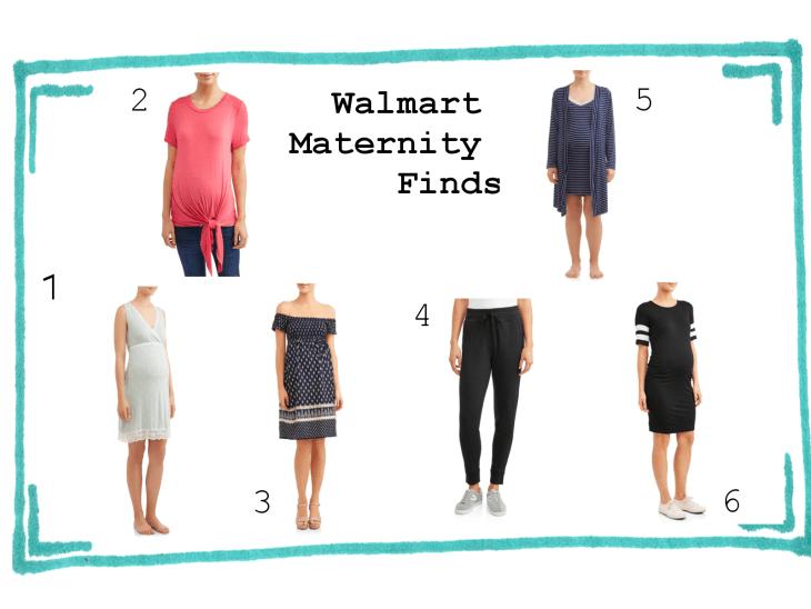 WalmartMaternityFinds