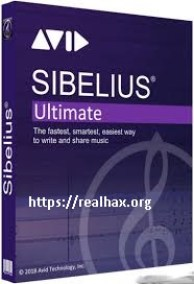 Avid Sibelius Ultimate 2020 Crack With Activation Key