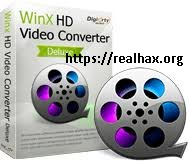 WinX HD Video Converter Deluxe 5.16.0 Crack With Serial Key 2020