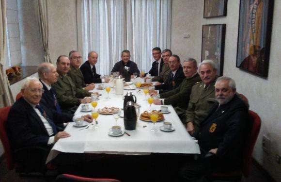Distintos cometidos pero unidos en el Servicio a España y su Ejército