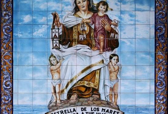 LA VIRGEN DEL CARMEN, PATRONA DE LA ARMADA