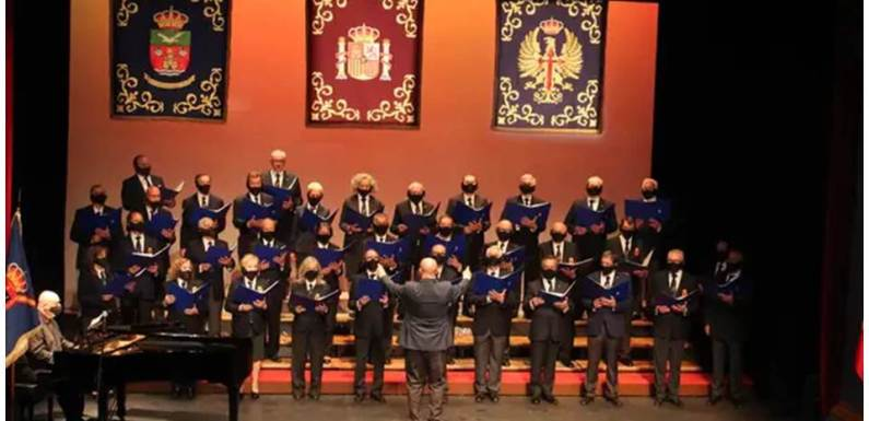 ORFEÓN DE LA REAL HERMANDAD: Conciertos en Valladolid y Madrid