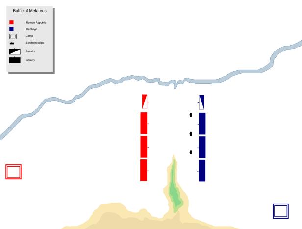 battle of the metaurus