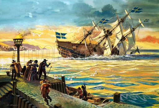 Sinking of the Vasa
