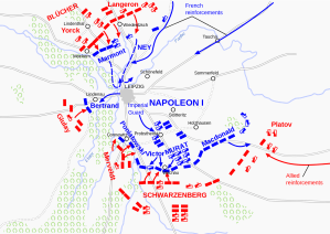 Battle of Leipzig 1