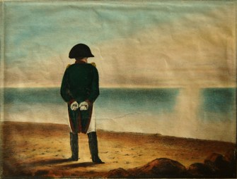 Napoleon on elba
