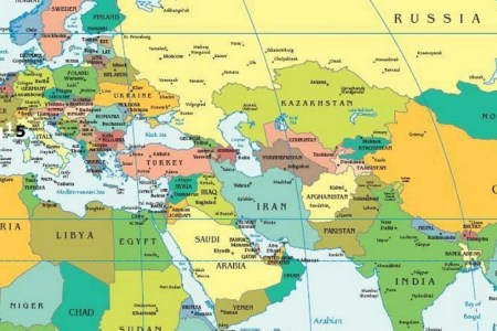 map of west asia map of europe map of europe » Another Maps [Get ...