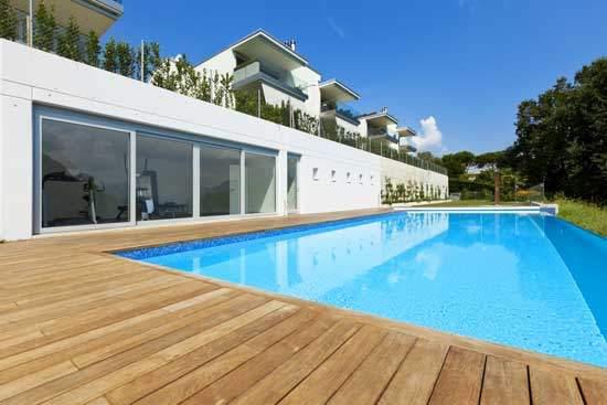 Modern Home Pools