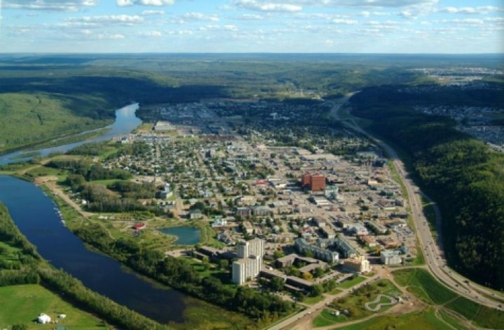 The Wood Buffalo Municipality