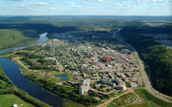 The Wood Buffalo Municipality