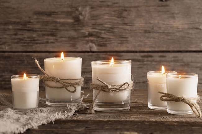 Your choice of candles